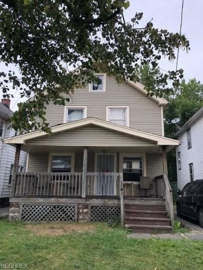 10103 Benham Ave, Cleveland | 3 bed 1 bath | 1,248 Sq. Ft. | $15,500