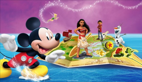 Disney on Ice at the Quicken Arena - Mickey's Search Party - Cleveland, Ohio