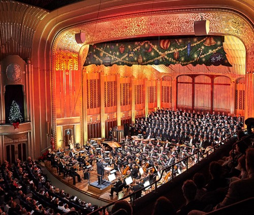 Free Tours at one of the world's most beautiful concert venues, Severance Hall