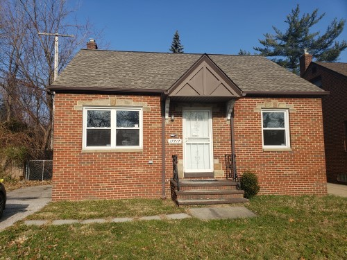 17717 Dillewood Rd, Cleveland  3 bed 2 bath | 1,256 sqft | $55,000
