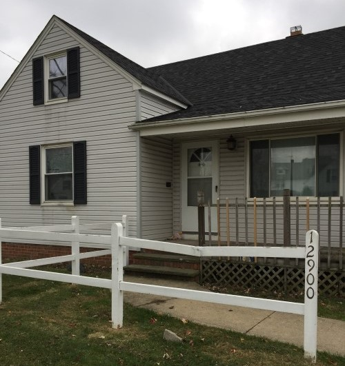 12900 Willard Ave, Garfield Hts  3 bed 1 bath | 1,134 sqft | $63,000