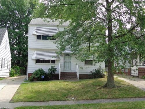 4949 E 90th St, Garfield Hts  4 bed 2 bath | $78,000