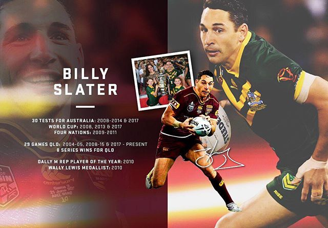 What a legend! #billyslater #legend #qld #storm Follow @footyboys
