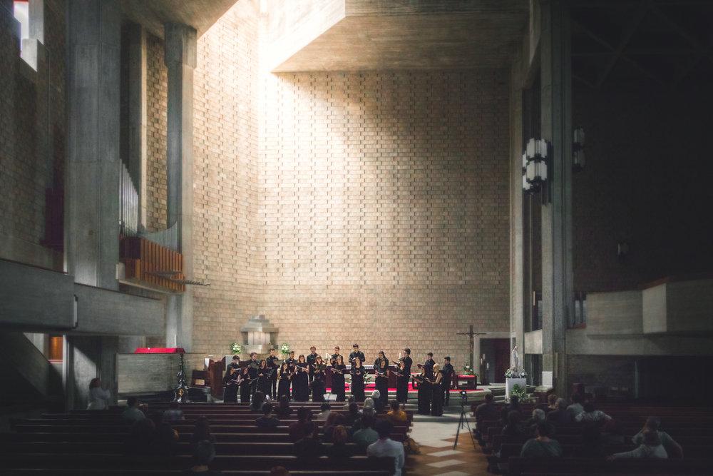 Música Sacra Contemporânea