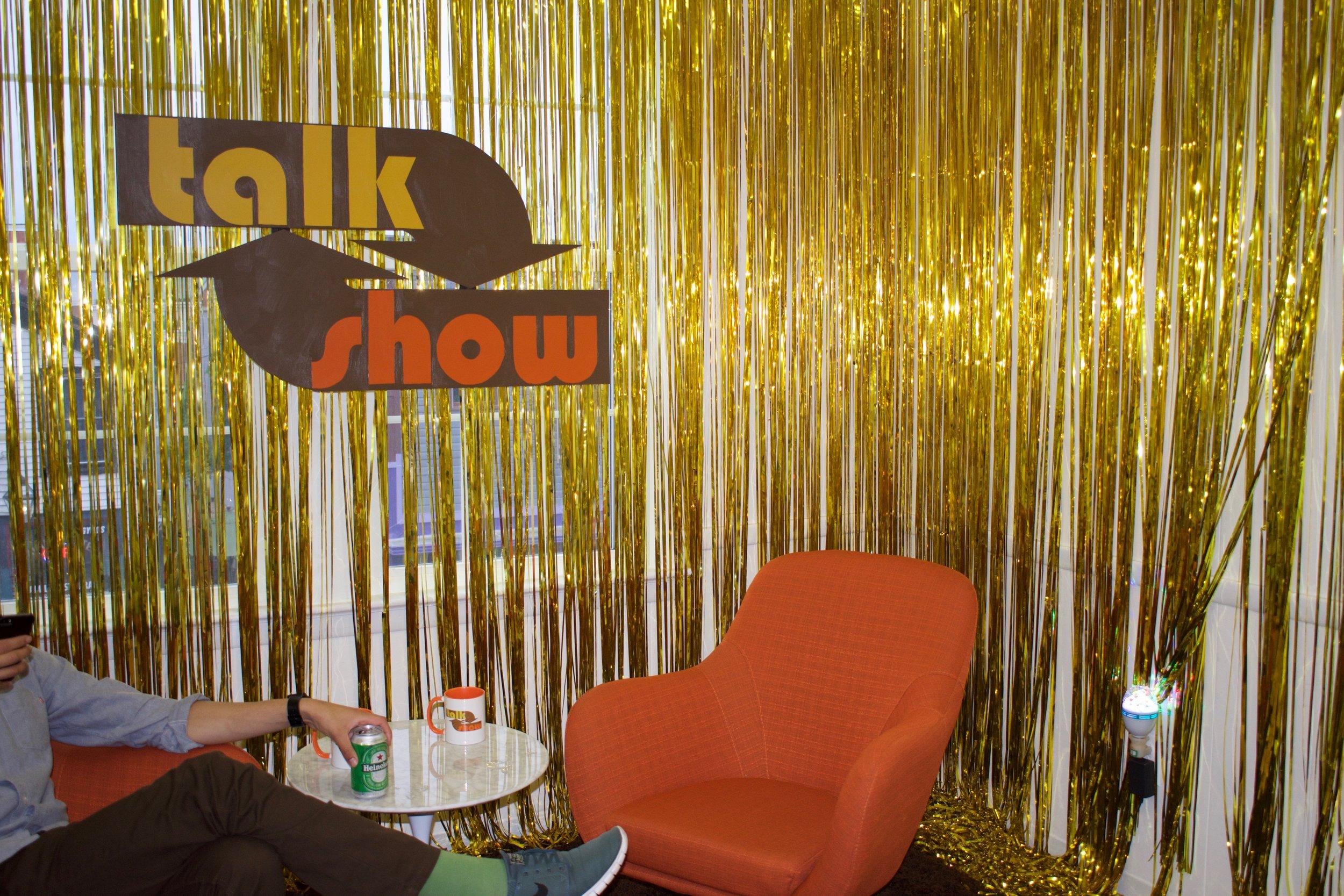 Talk Show Olly Olly Fairfax VA