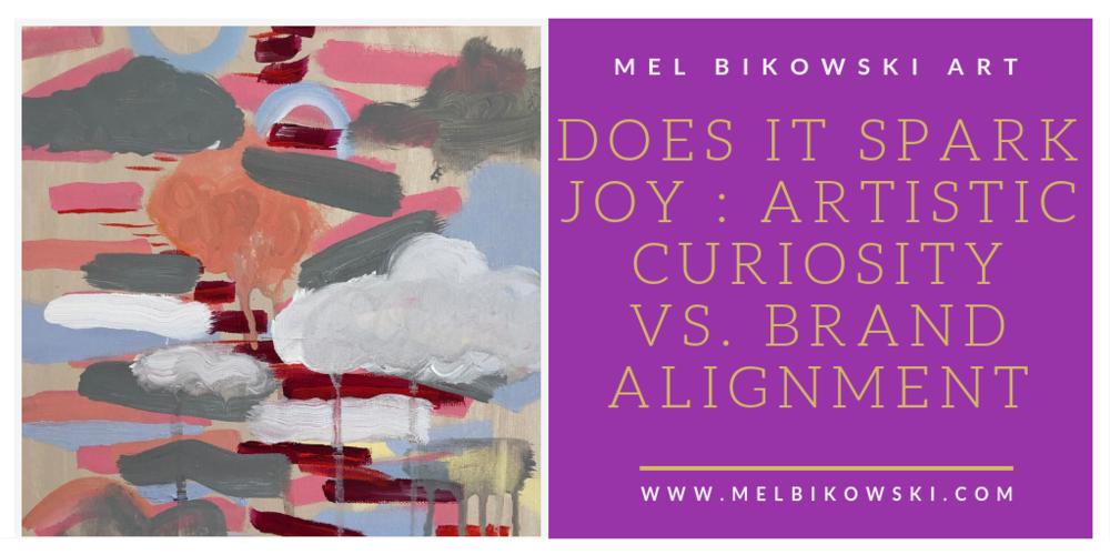 Melanie Bikowski_Spark Joy