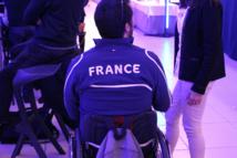 médaillé paralympique rio 2016