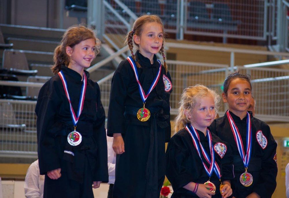 médaillés rencontre des arts martiaux