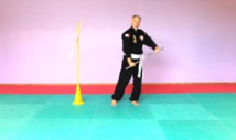 pratique du nunchaku