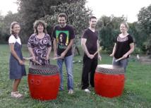 grégory aux tambours