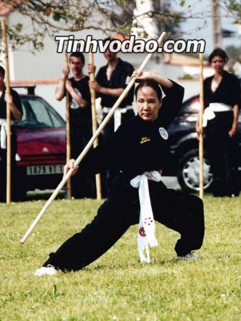 Maître Hô Hoa Huê