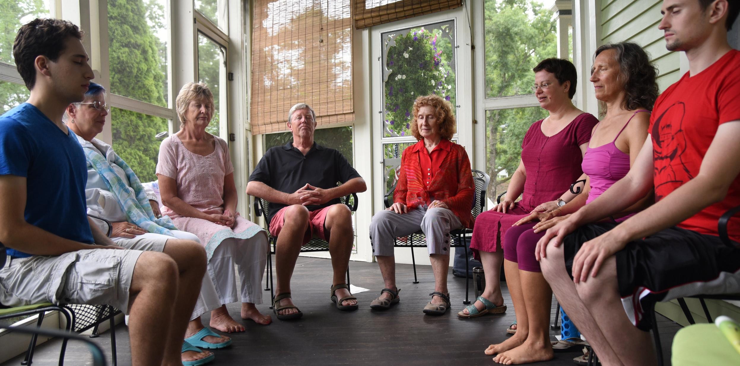 Meditation Teacher Training Info Mindful Boston