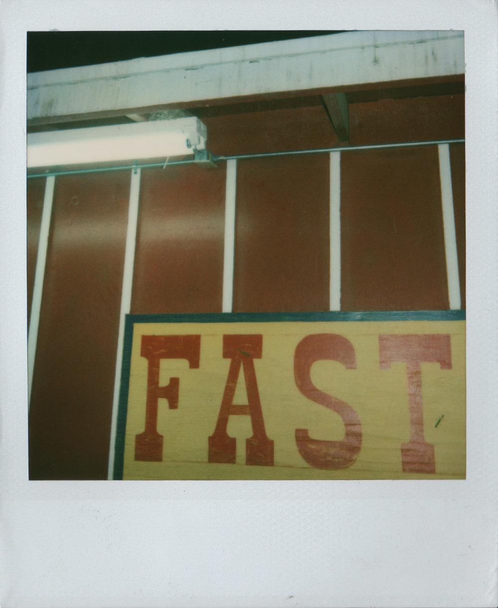Fast lies