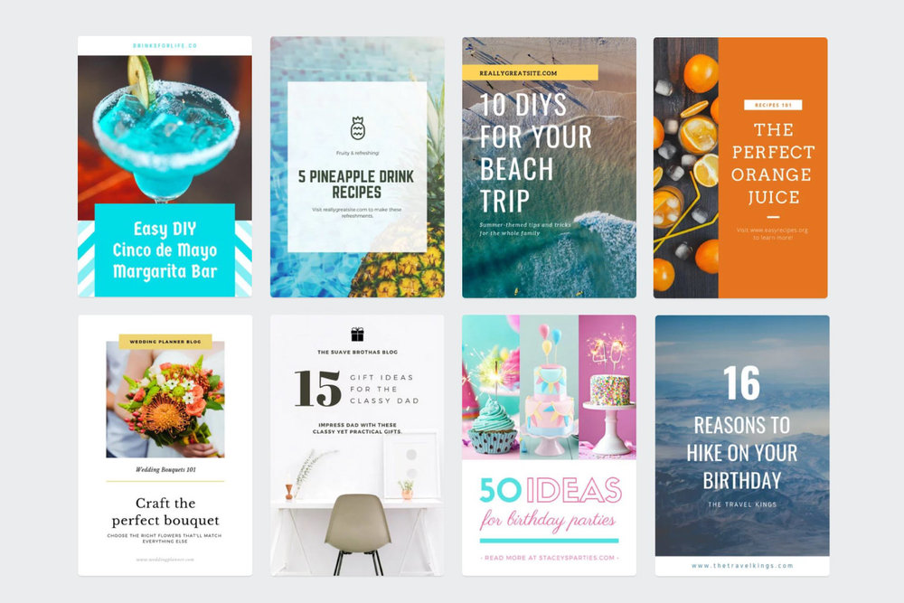 Use these templates and many more on   Canva  .