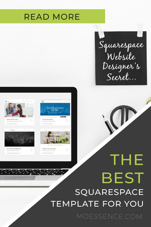 How To Pick A Squarespace Template