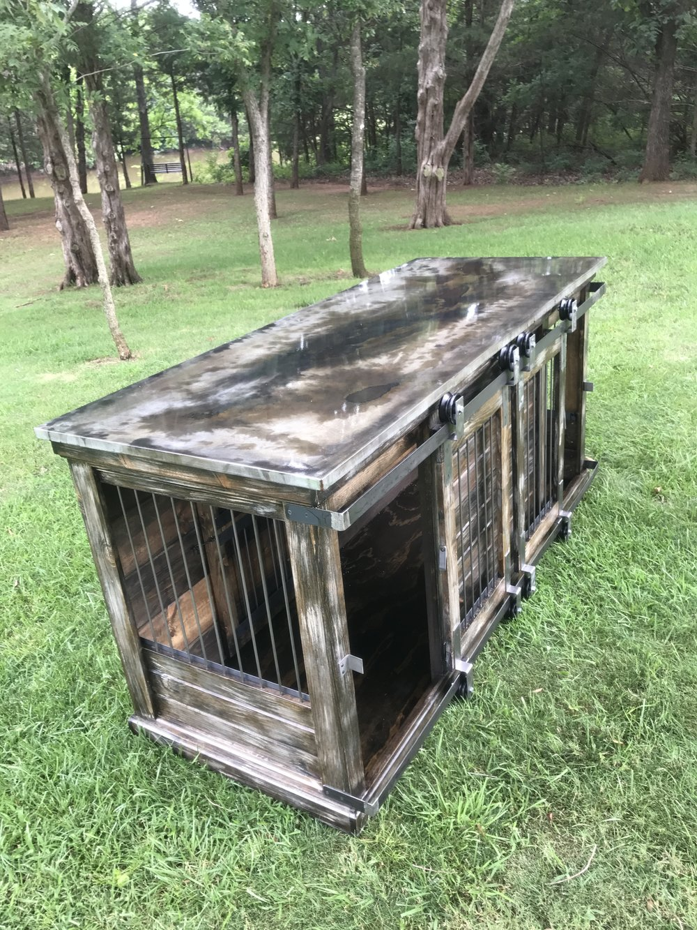 Double XL, Florida, Metal Top, Weathered