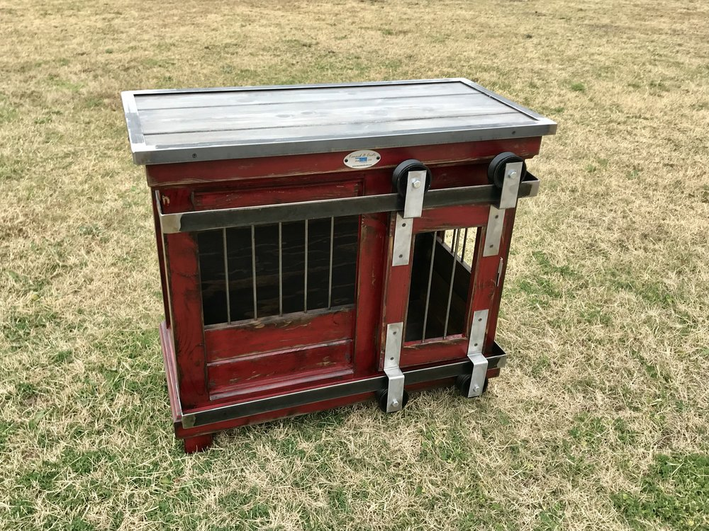 kennel  dog kennel  dog furniture  stylish kennel  dog kennel furniture  dog kennel dresser  kennel tv stand  custom dog kennel  okc dog kennels  stillwater custom kennels
