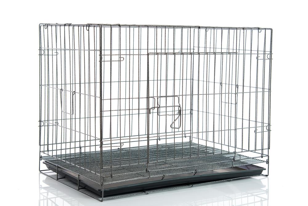 Aluminium Metal cage