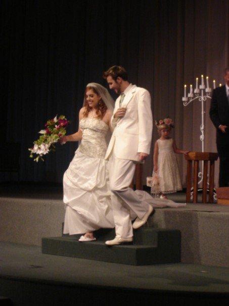 Wedding Day in Arizona