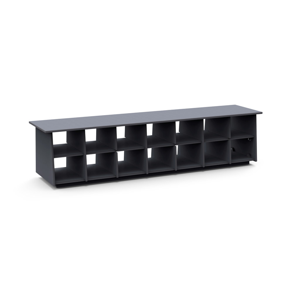 Cubby Bench 72