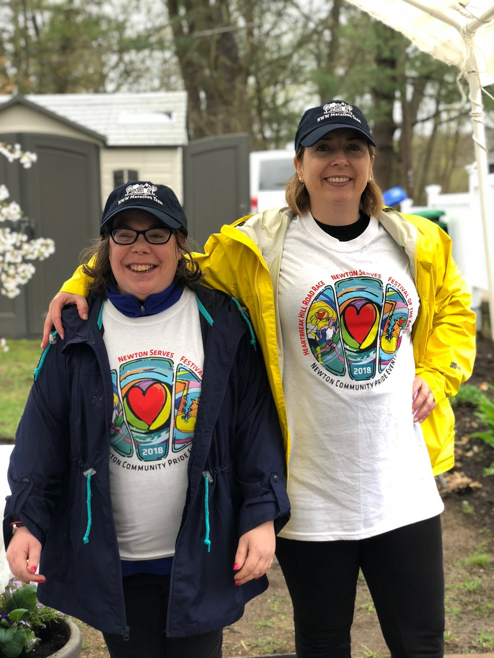 Partner with us in the year ahead! - Learn about Hilary and Katie's story, review what we accomplished together in 2018, and look ahead to the new year.Read it all here!