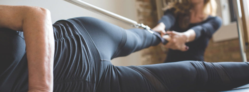 Osteopathy & Pilates Combined - TAILORED TO YOUR INDIVIDUAL ASSESSMENT AND NEEDS