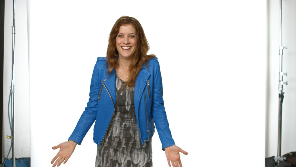 Kate Walsh in the Keep it Clean Digital Shorts Campaign
