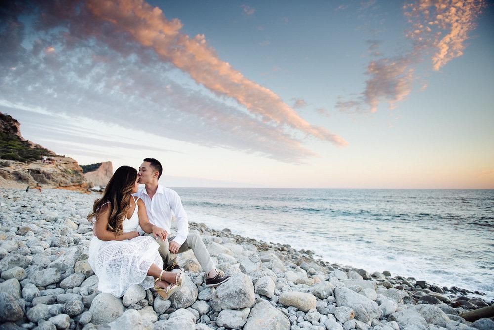 Beach Wedding -