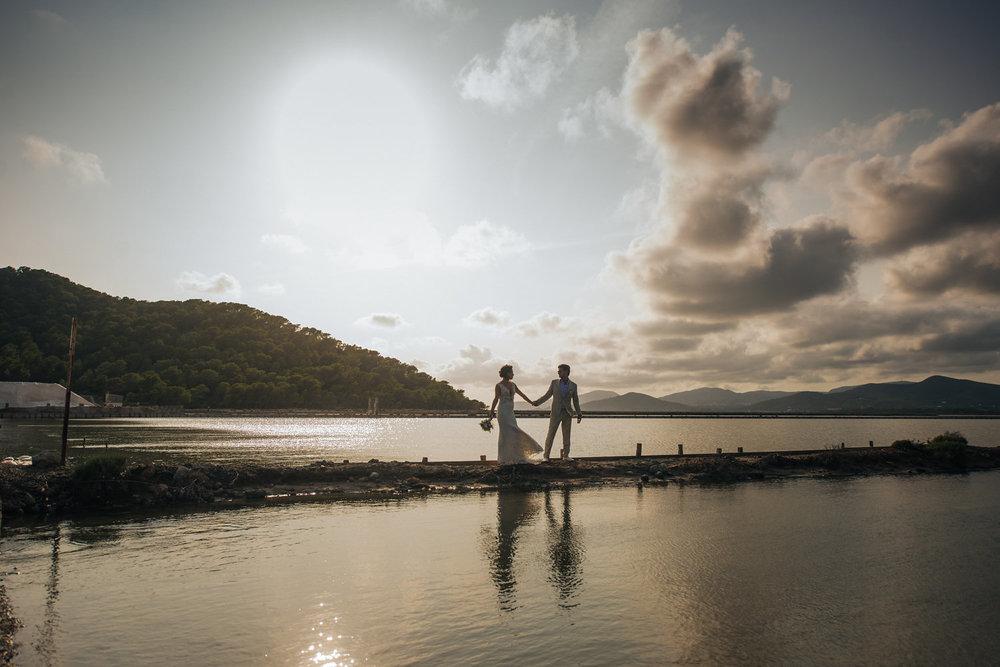 Ibiza Wedding Photography Salinas