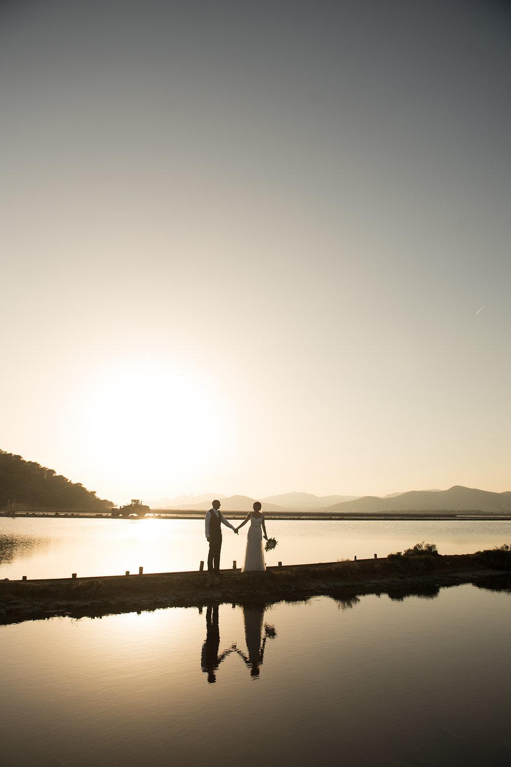 Ibiza Wedding Salinas