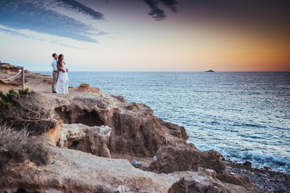 Beach Wedding Sunset Ibiza