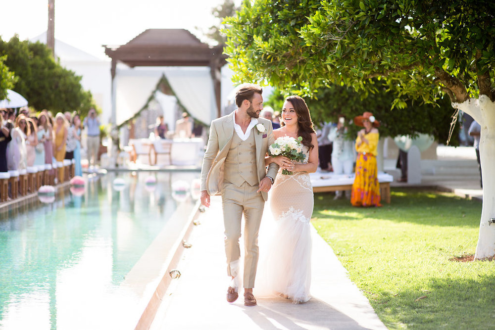 I  biza Agroturismo Hochzeit