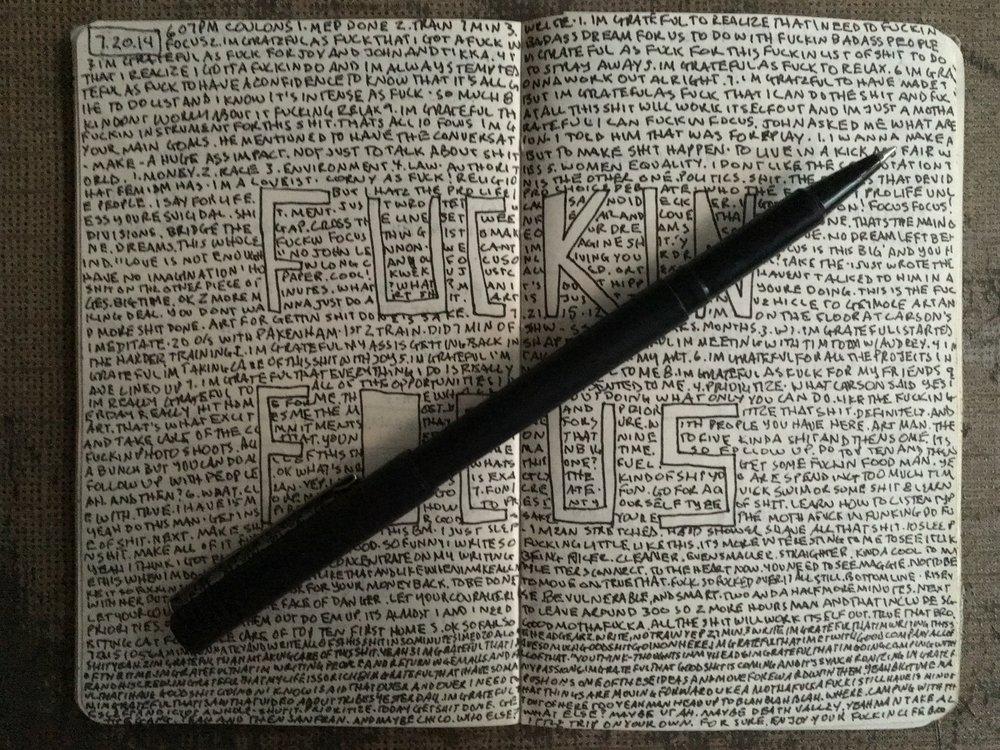 pen n ink