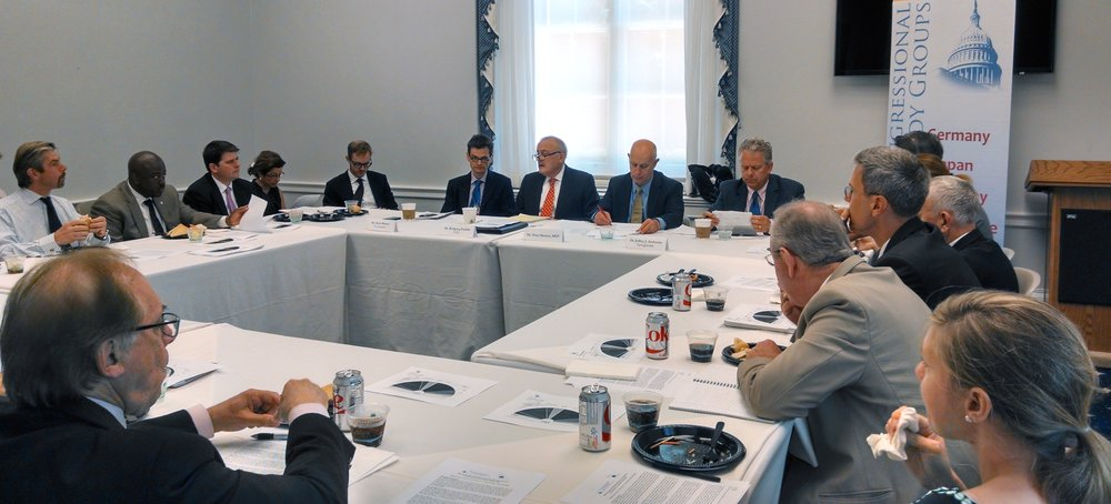 Capitol Hill Roundtable Series -