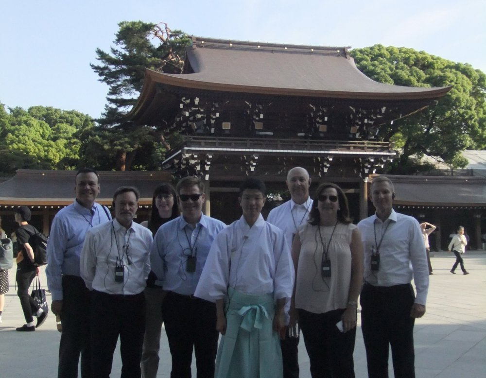 Chief of Staff Study Tour to Japan -