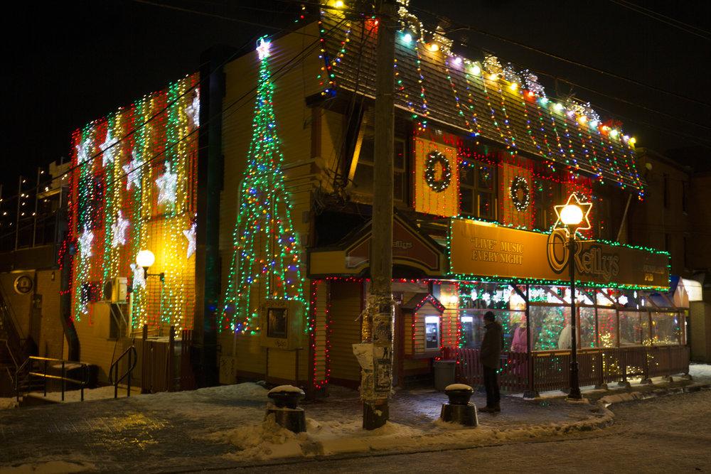O'Reillys Pub, George Street