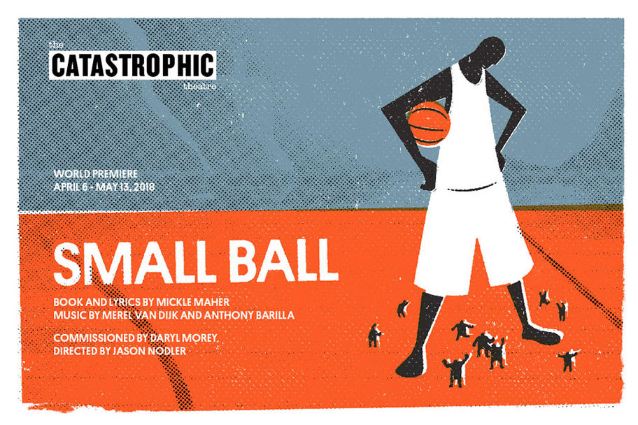 Small Ball at The MATCH, April 6-May 13
