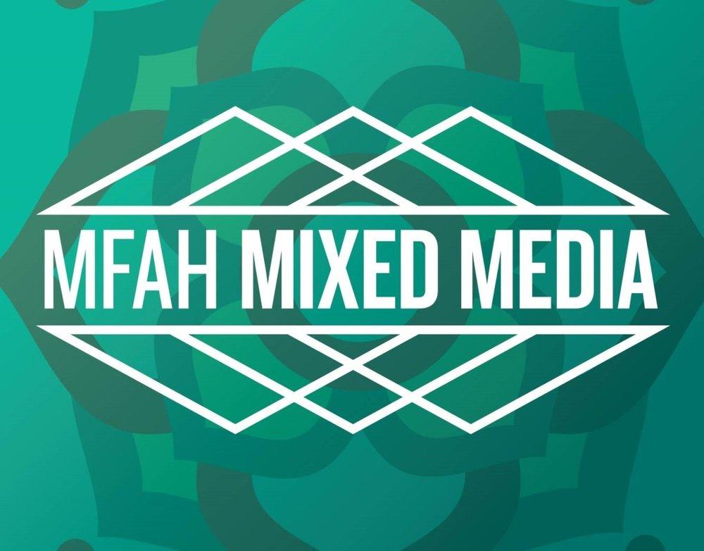 Mixed Media at MFAH