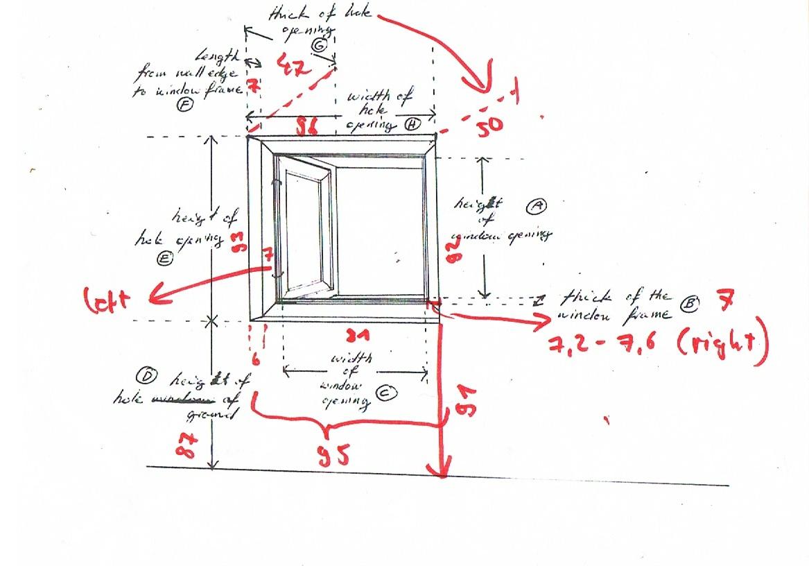 atemberaubend pleasant fenster ma e zeitgen ssisch die besten wohnideen. Black Bedroom Furniture Sets. Home Design Ideas