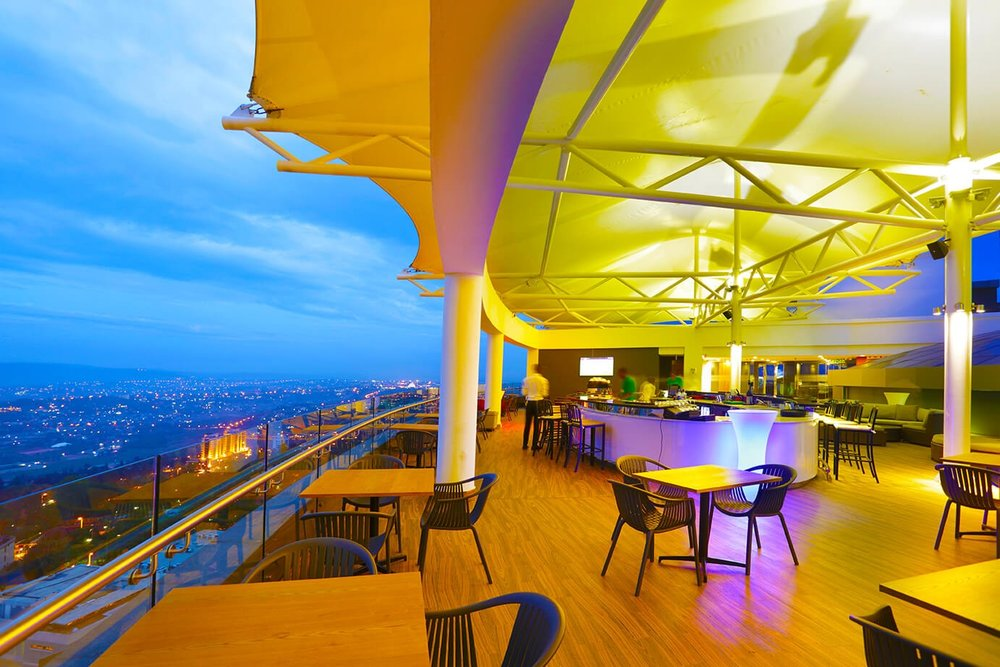 Dinner with a View, Kigali