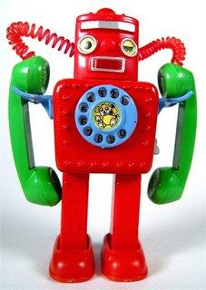 PhoneRobot