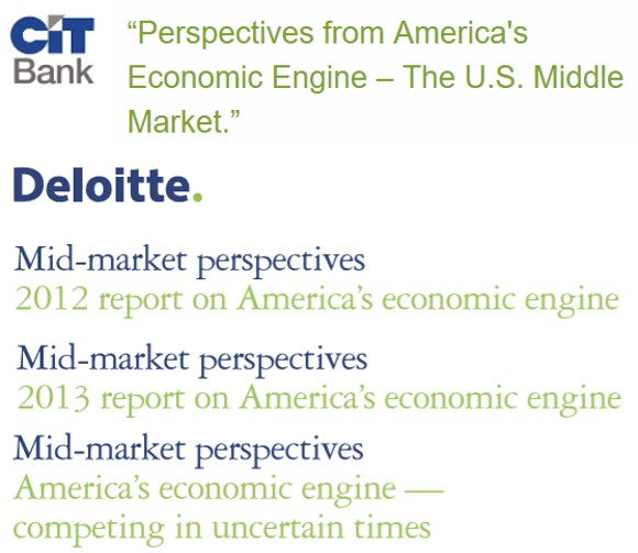 Four anthems to America's economic engine: Middle-market companies