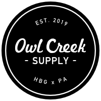 Owl Creek Handmade - Leather & Waxed Canvas Goods - Harrisburg, Pennsylvania
