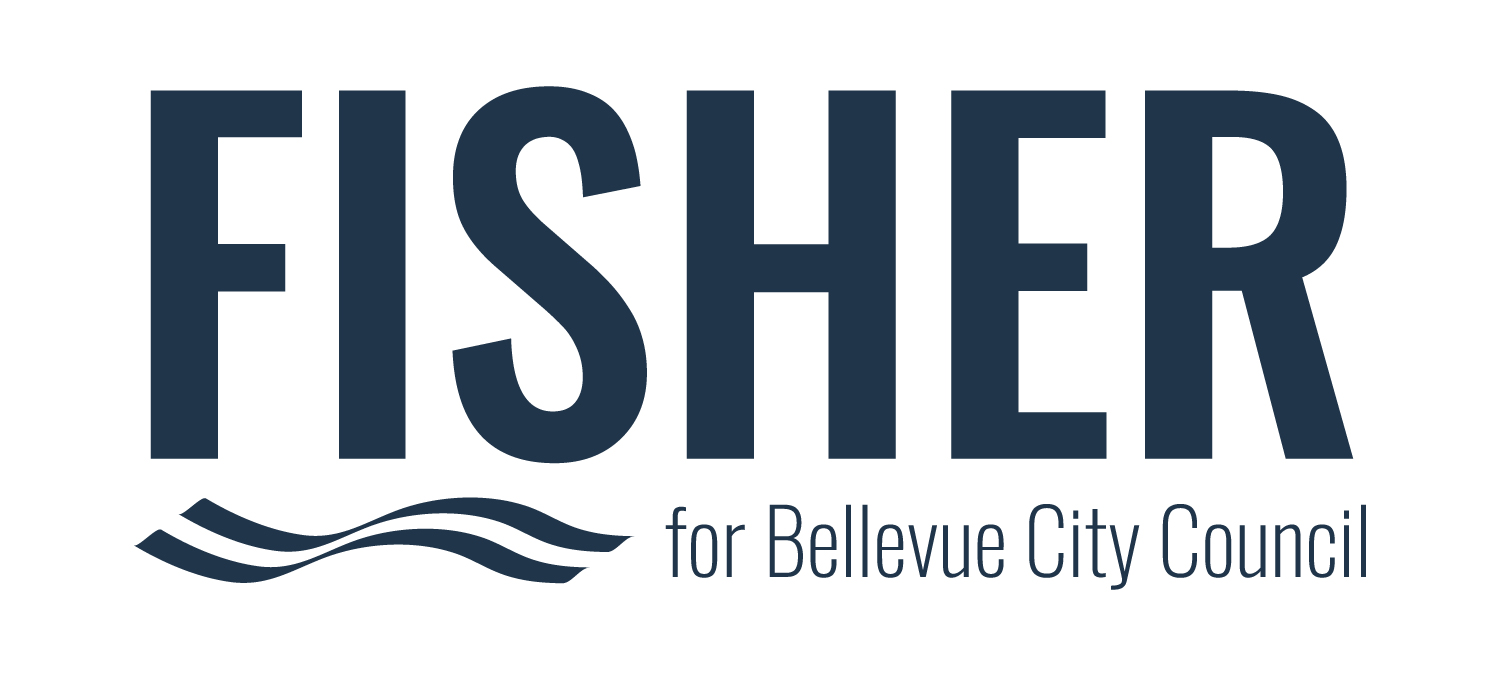 Fisher for Bellevue City Council