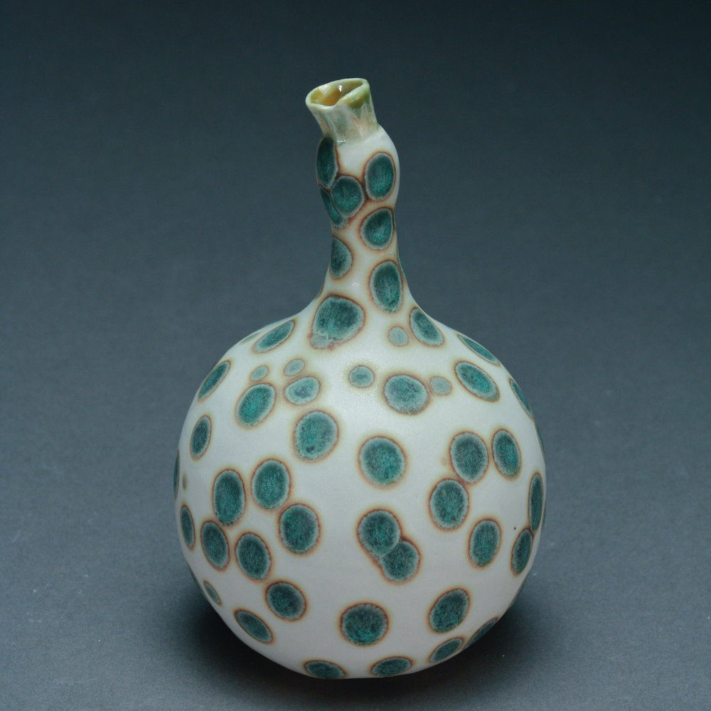 FV-04 | Spotted White Gourd ($60)