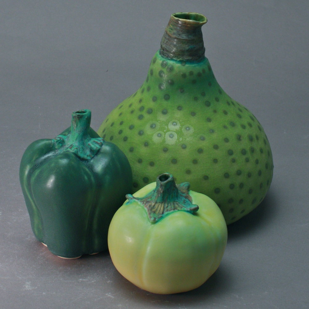 FV-11 | Yellow Tomato, Green Pepper, Green Gourd ($50-75)