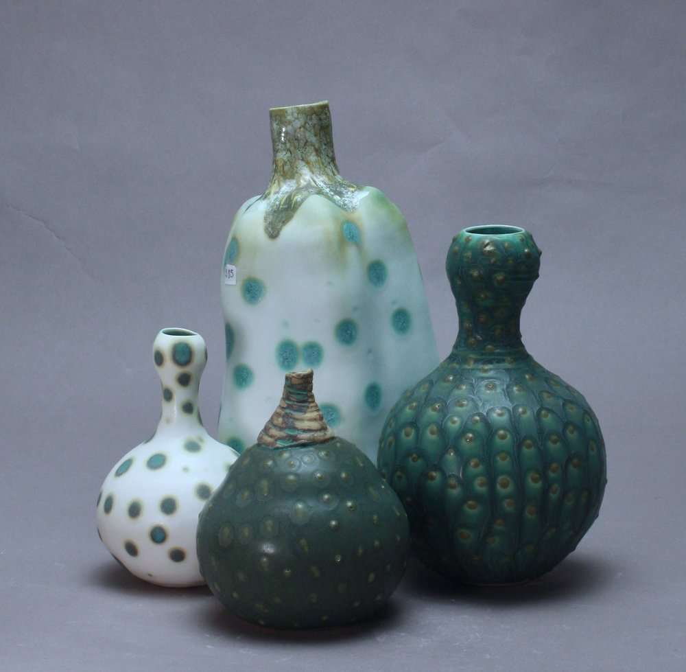 FV-18 | Spotted White and Gourds  ($60-85)