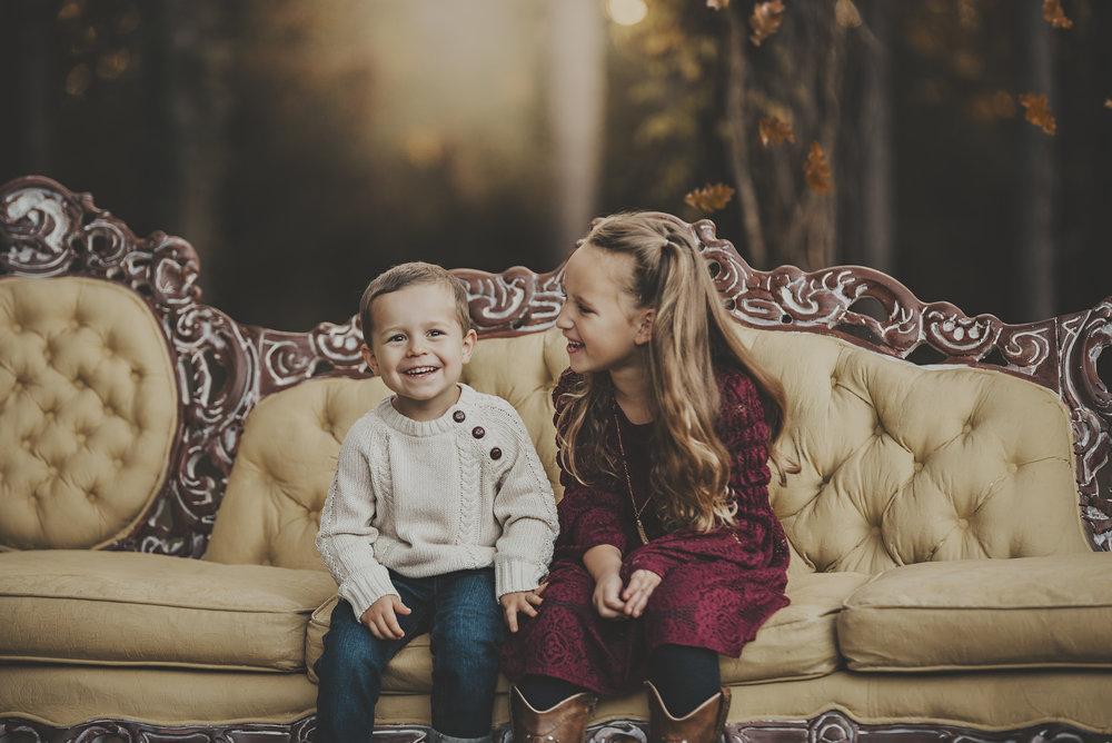 Tuscaloosa Children & Family Portrait Photographer.