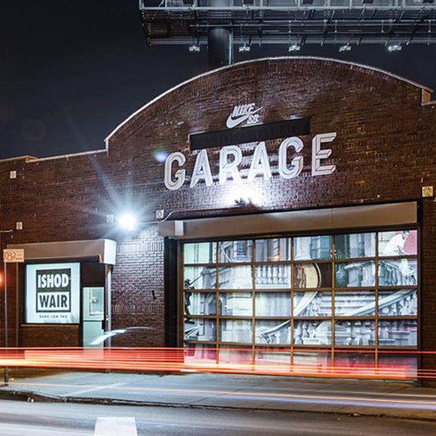 Nike sb garage - williamsburg
