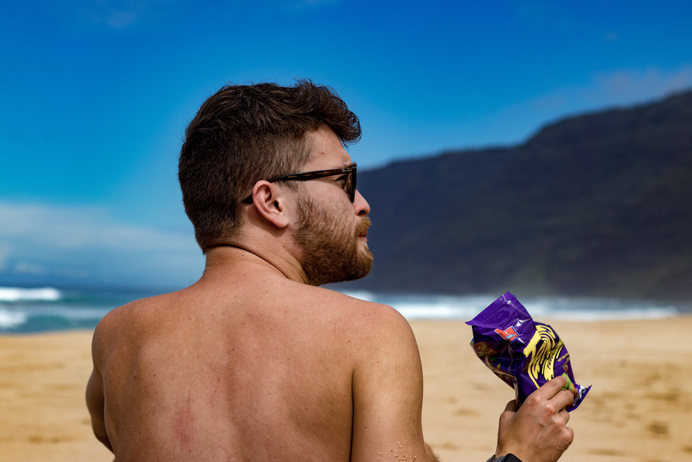 Is this branded, promoted content? - Or do I just love Takis & Ray Bans?